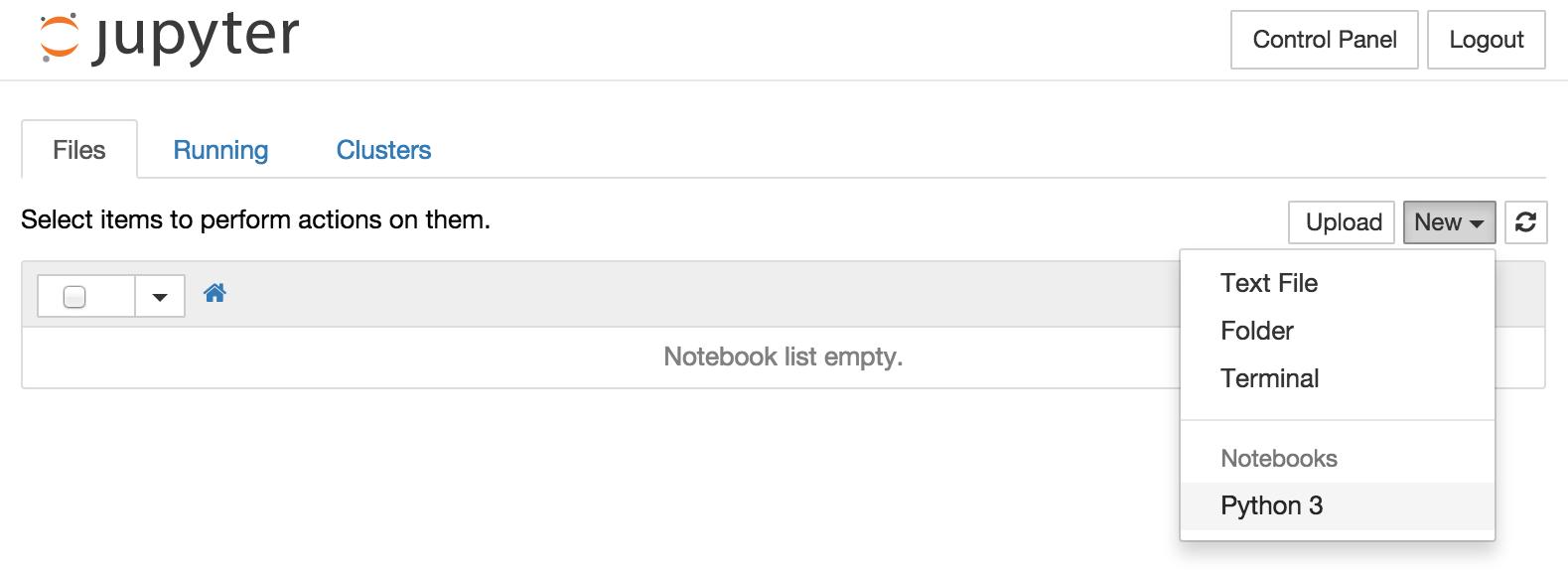 Spark cluster on OpenStack with multi-user Jupyter Notebook