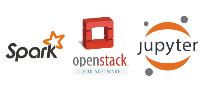 Spark on OpenStack with Jupyter